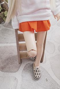 한 스커트_Orange[MSD]