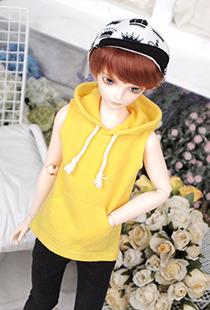 후드 나시_Yellow[MSD]